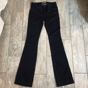Rich & Skinny Dark Indigo Wash Denim Jeans Size 27